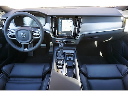 New 2019 Volvo V90 Wagon T5 R-Design Ice White For Sale/Lease in Athens GA   VIN:YV1102GM7K1088223