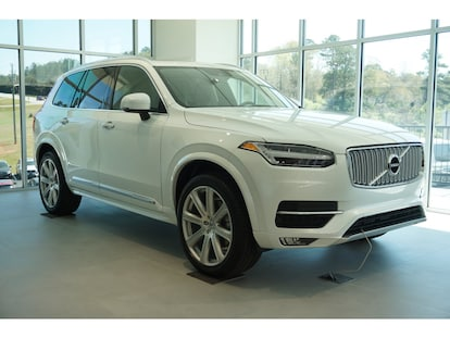 New 2019 Volvo XC90 SUV T6 Inscription Ice White For Sale/Lease in Athens  GA  VIN:YV4A22PL8K1490773