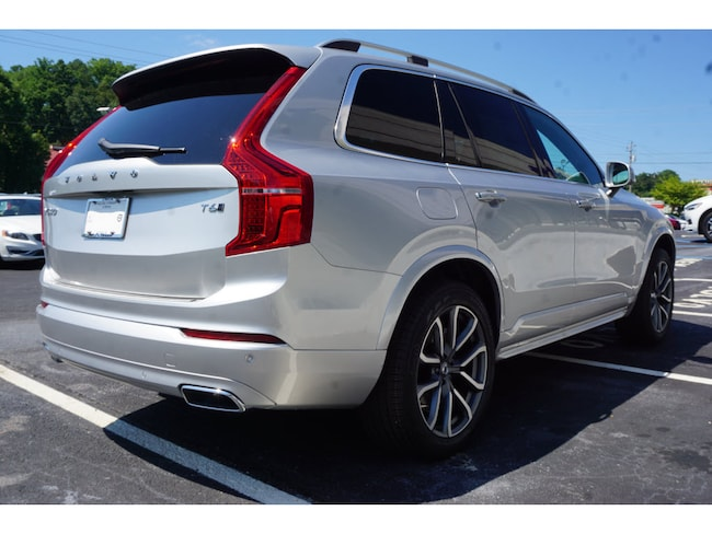 used 2019 volvo xc90 suv bright silver for sale in athens ga vin yv4a22pk9k1418391. Black Bedroom Furniture Sets. Home Design Ideas