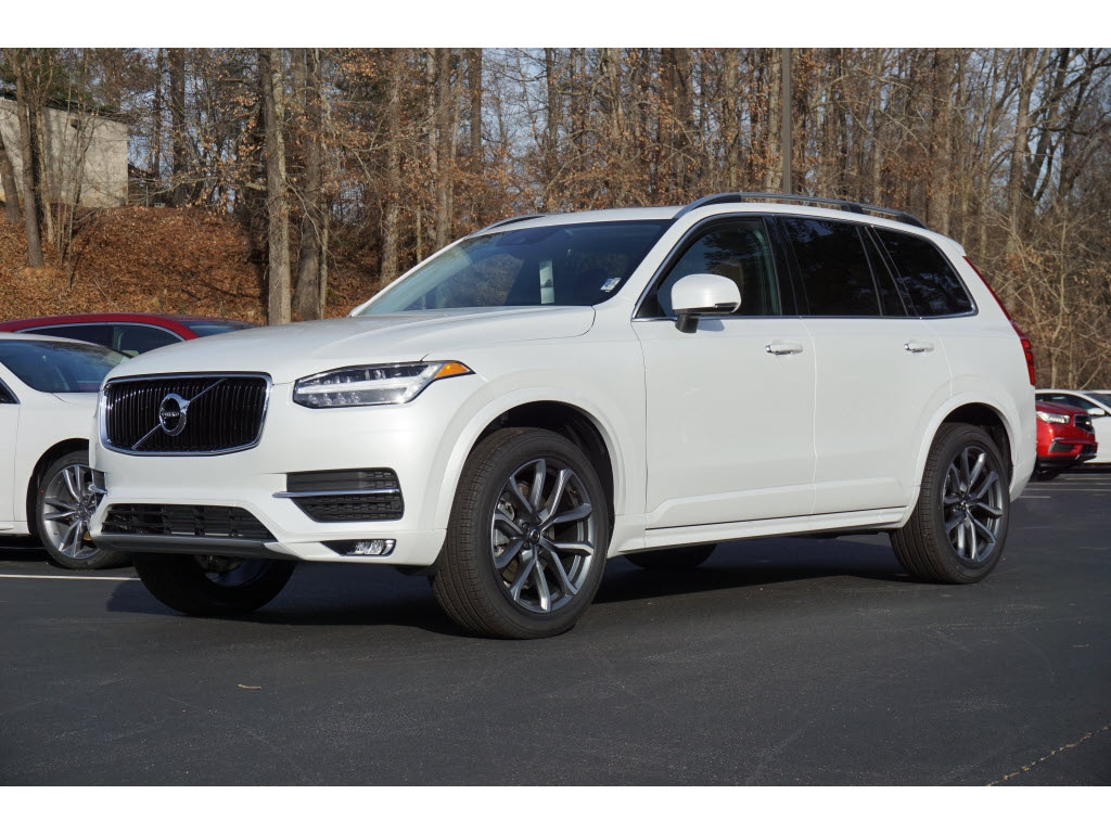 Volvo Xc90 Momentum >> New 2019 Volvo Xc90 Suv T6 Momentum Ice White For Sale Lease In Athens Ga Vin Yv4a22pk5k1463148