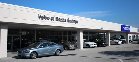 Volvo Of Bonita Springs >> Volvo Dealership Serving Cape Coral Fl New Volvo And Used