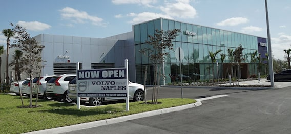 Used Cars Fort Myers >> Volvo Dealership Near Fort Myers Fl New Volvo And Used
