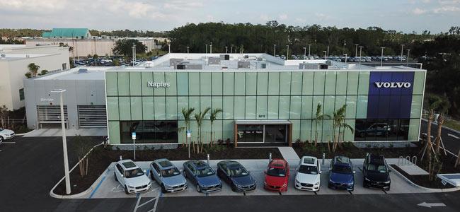 Volvo Auto Parts | Volvo Cars of Naples