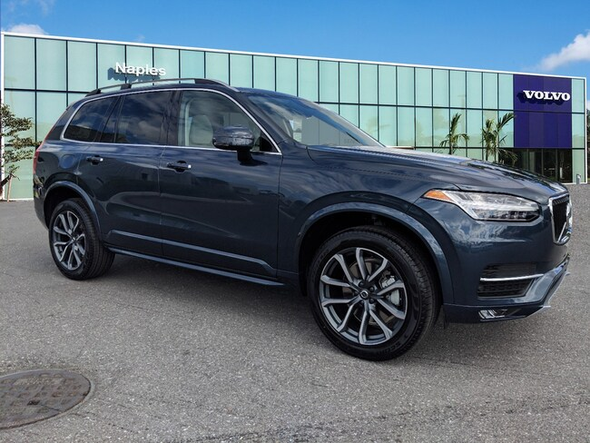New 2019 Volvo XC90 T5 Momentum SUV For Sale in Bonita Springs, FL