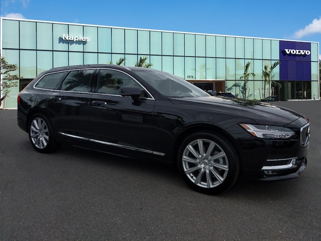 New 2019 Volvo V90 T5 Inscription Wagon For Sale in Bonita Springs, FL