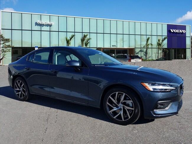 New 2019 Volvo S60 T6 Momentum Sedan For Sale in Bonita Springs, FL