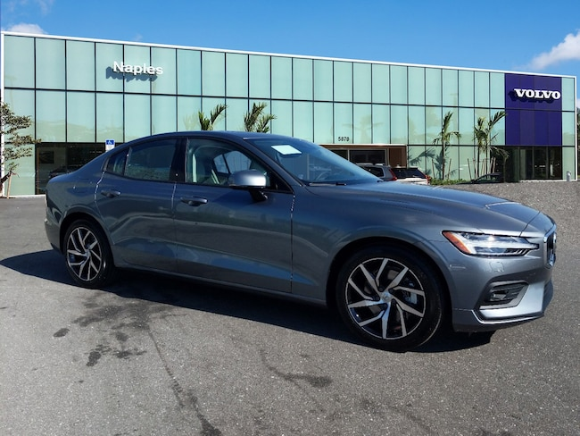 New 2019 Volvo S60 T5 Momentum Sedan For Sale in Bonita Springs, FL