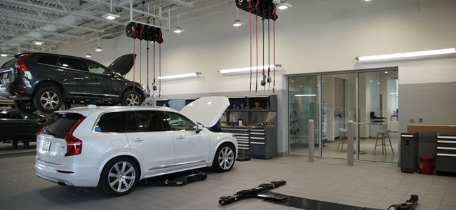 Volvo Cars of Naples | Service Center | Naples, FL