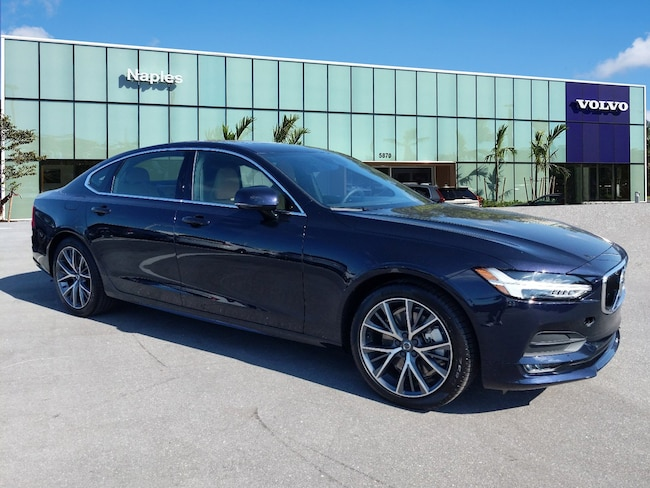New 2019 Volvo S90 T6 Momentum Sedan For Sale in Bonita Springs, FL