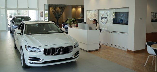 Volvo Dealership, Naples, FL