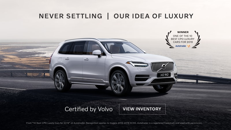 Volvo Cars of Naples CPO