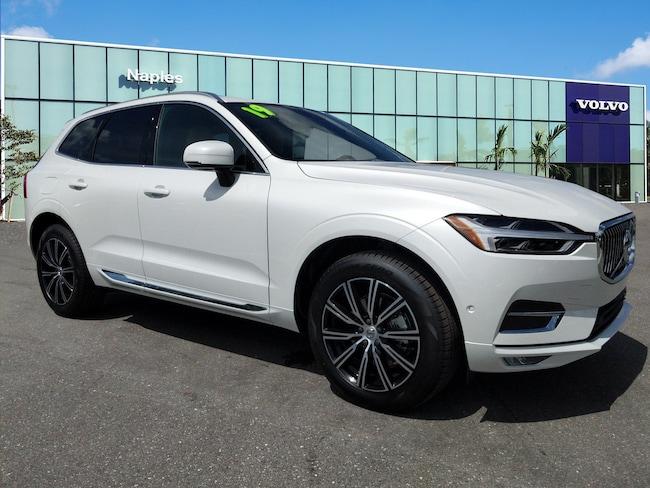 New 2019 Volvo XC60 T5 Inscription SUV For Sale in Bonita Springs, FL