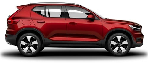 2020 Volvo XC40 For Lease