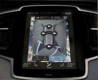 360° Surround View technology