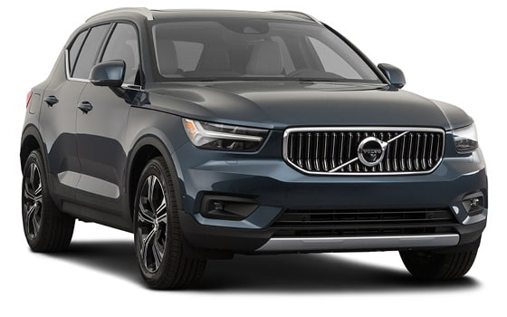 2021 Volvo XC40 For Lease