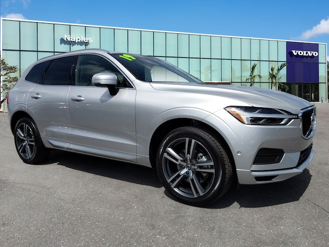 New 2019 Volvo XC60 T5 Momentum SUV For Sale in Bonita Springs, FL