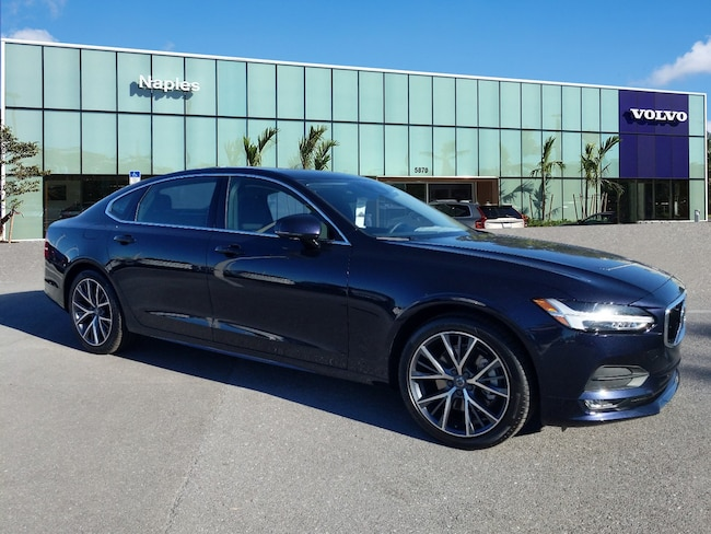New 2019 Volvo S90 T5 Momentum Sedan For Sale in Bonita Springs, FL