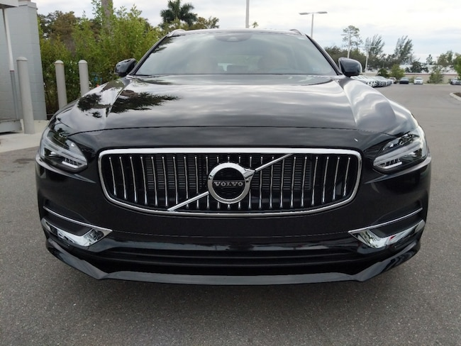 New 2019 Volvo V90 For Sale at Volvo Cars of Naples | VIN