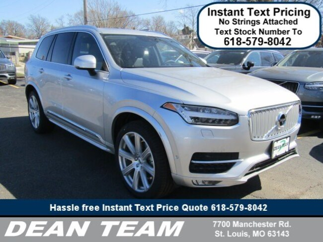 New 2019 Volvo XC90 T6 Inscription SUV For Sale/Lease St. Louis MO