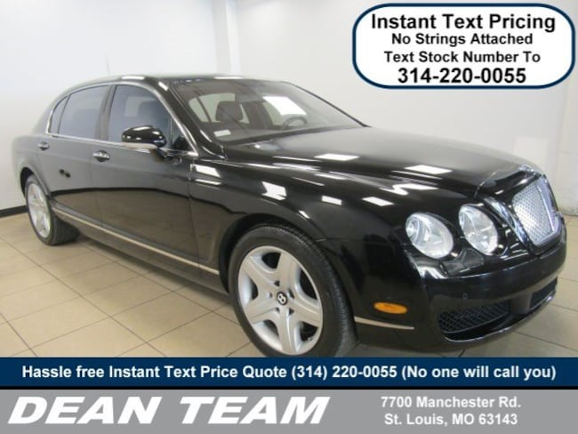 used 2006 bentley continental flying spur for sale in st. louis mo
