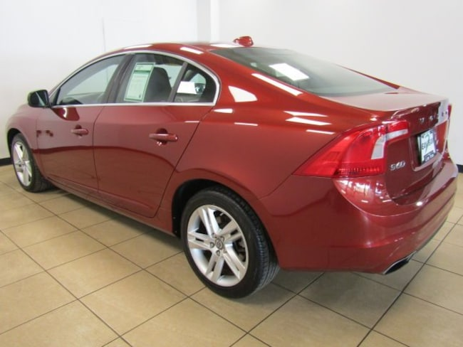 Used 2015 Volvo S60 For Sale in St. Louis MO | Near Manchester, Clayton, Kirkwood & Webster ...