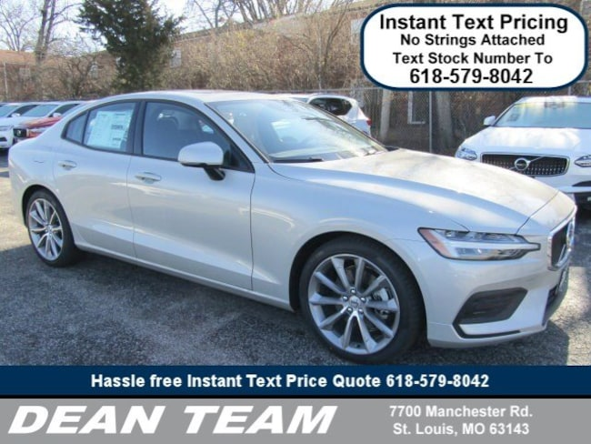 New 2019 Volvo S60 T5 Momentum Sedan For Sale/Lease St. Louis MO
