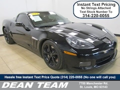 2013 Chevrolet Corvette Grand Sport 4LT Coupe