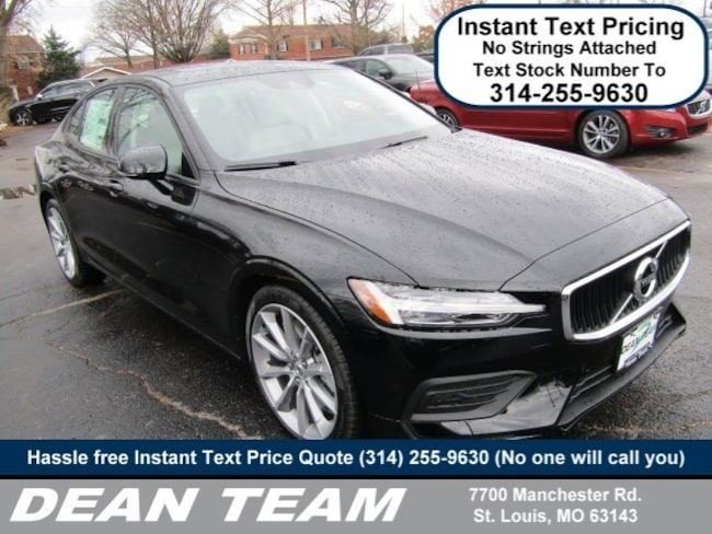 New 2019 Volvo S60 T6 Momentum Sedan For Sale/Lease St. Louis MO