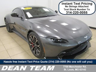 2019 Aston Martin Vantage Coupe Coupe