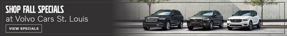 New Volvo Specials