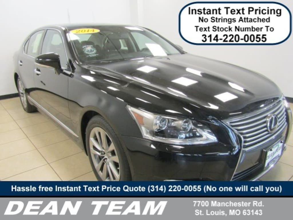 Ls 460 For Sale >> Used 2014 Lexus Ls 460 For Sale In St Louis Mo Near Manchester