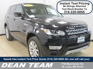 2015 Land Rover Range Rover Sport HSE 4WD  HSE