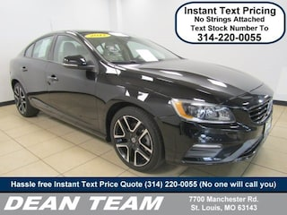 Used 2017 Volvo S60 Dynamic T5 FWD Dynamic St. Louis, MO