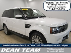 2013 Land Rover Range Rover Sport HSE 4WD  HSE
