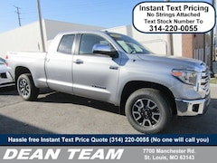 2018 Toyota Tundra 4WD Limited Limited Double Cab 6.5 Bed 5.7L FFV