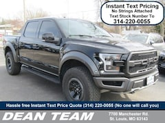 2017 Ford F-150 Raptor Raptor 4WD SuperCrew 5.5 Box