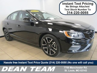 Used 2017 Volvo S60 Dynamic T5 FWD Dynamic 3777 St. Louis, MO