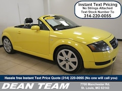 2004 Audi TT 2dr Roadster quattro Manual Roadster