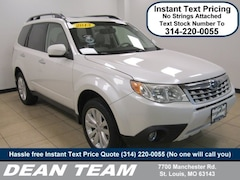2013 Subaru Forester 2.5X Limited Auto 2.5X Limited PZEV