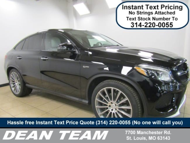 Used 2018 Mercedes Benz Gle For Sale In St Louis Mo Near