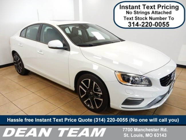 use3d 2017 Volvo S60 Dynamic T5 FWD Dynamic in st. louis MO