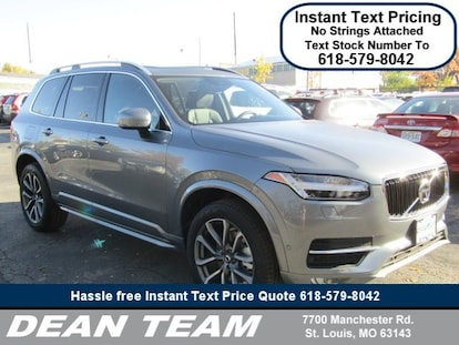 New 2019 Volvo XC90 For Sale/Lease in St  Louis MO | Stock# 143033