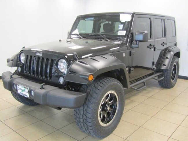 used 2018 jeep wrangler jk unlimited for sale in st louis mo near manchester clayton. Black Bedroom Furniture Sets. Home Design Ideas