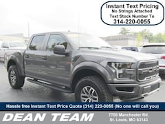 2018 Ford F-150 Raptor Raptor 4WD SuperCrew 5.5 Box