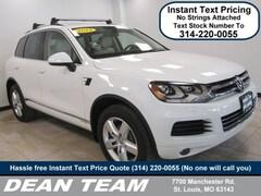 2014 Volkswagen Touareg Exec TDI Exec