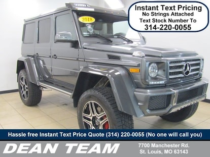 Mercedes G Class For Sale >> Used 2017 Mercedes Benz G Class For Sale In St Louis Mo Used Car Dealer Near Kirkwood Webster Groves Mo Vin Wdcyc5ff8hx279519
