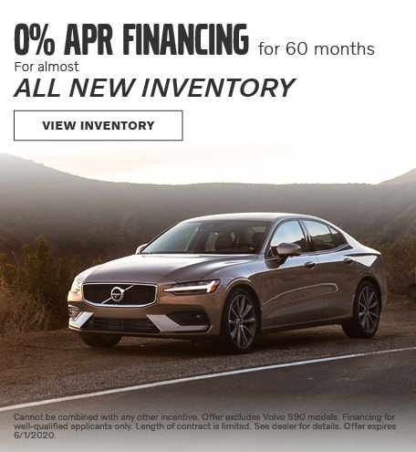 May 0% APR financing for 60 months Offer