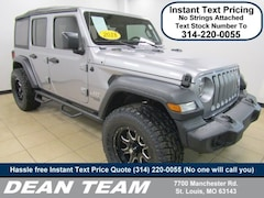 2018 Jeep Wrangler Unlimited Sport Sport 4x4