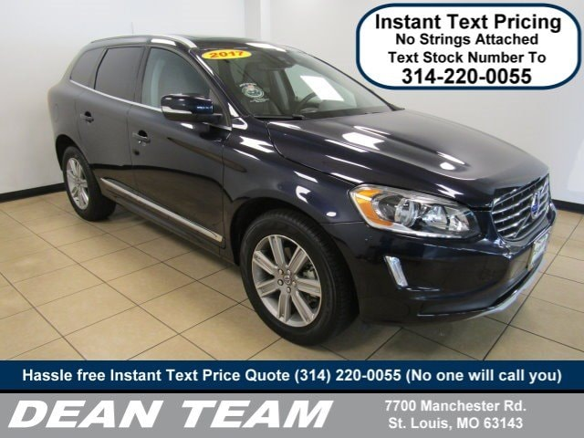 2017 Volvo XC60 Inscription T5 FWD Inscription