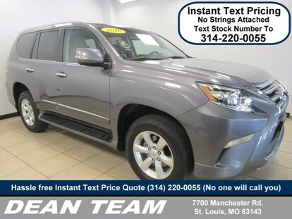 Used 2016 LEXUS GX 460 For Sale in St  Louis MO | Near